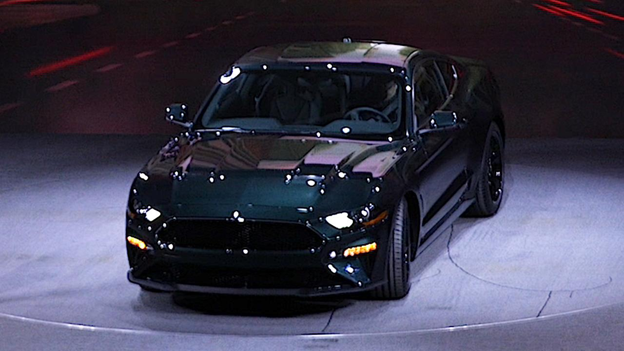 The Mustang Bullitt is back