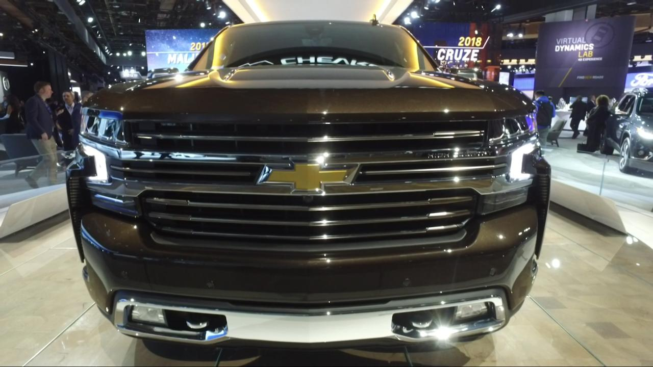 New Chevrolet Silverado 2500 And 3500 Hd Pickups Coming In 2020