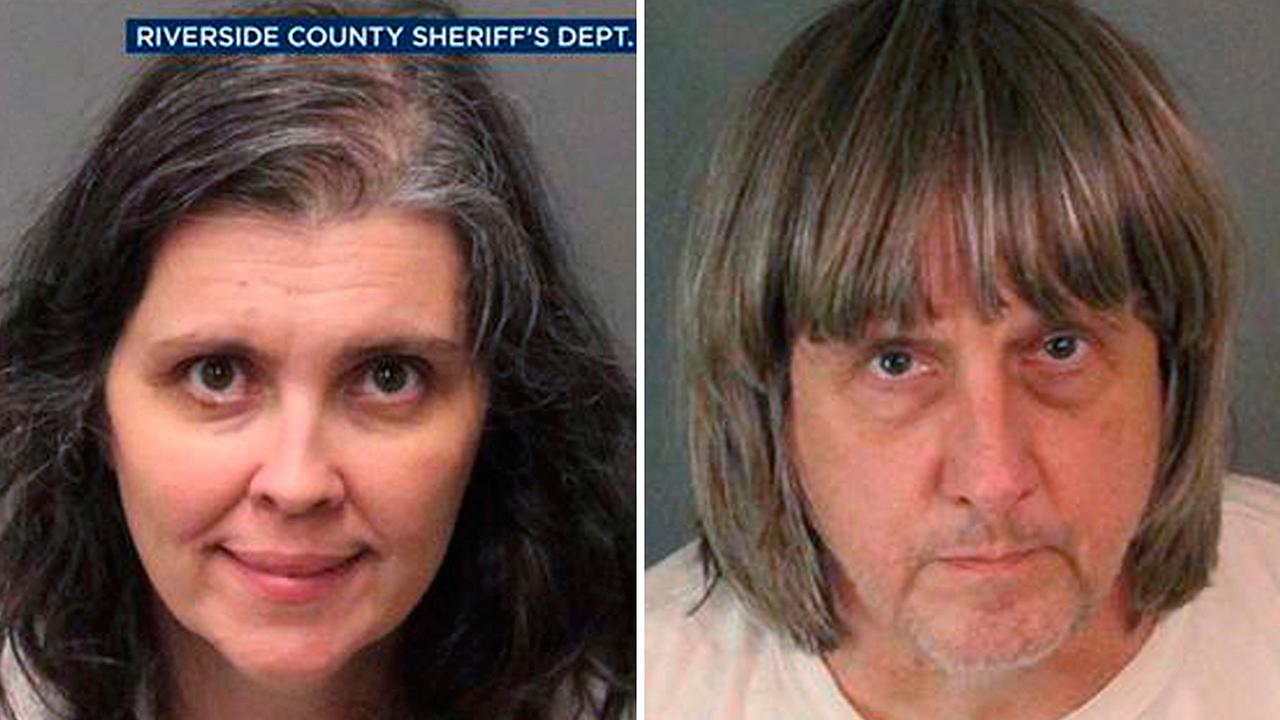 Authorities seek answers in California house of horrors case