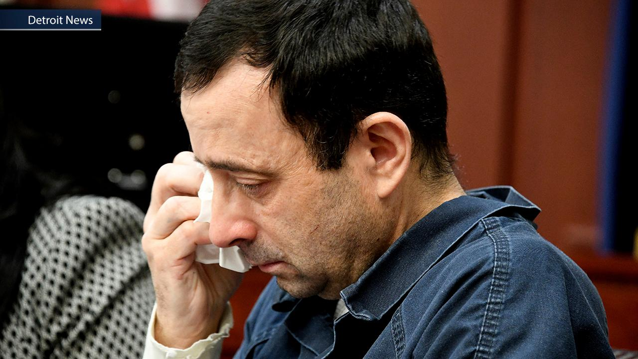 Victims come face to face with Dr. Larry Nassar