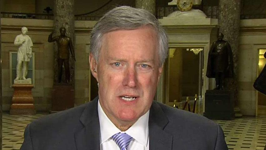 Rep. Meadows on difference between 2013 and 2018 shutdowns