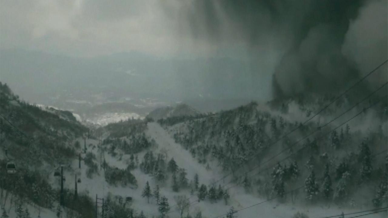 Avalanche kills one at Japan ski resort