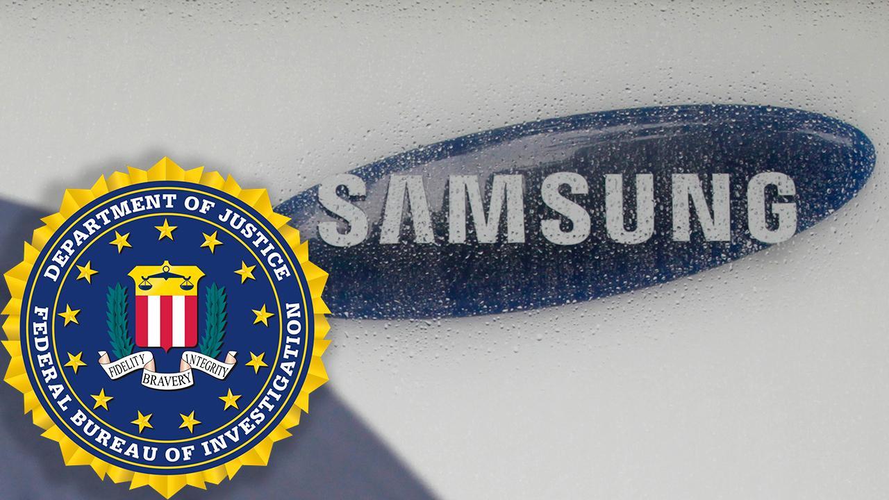 FBI blames Samsung for missing Strzok-Page messages