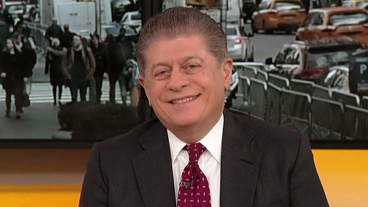 Napolitano: Judge in Nassar case is an American hero