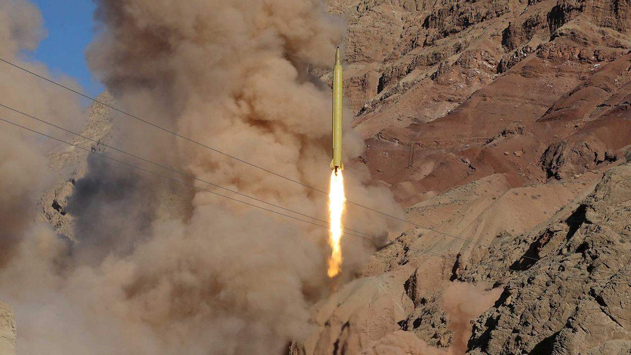 Exclusive report details Iran missile tests