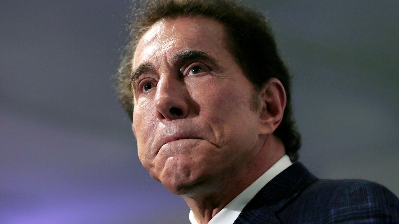 Steve Wynn resigns as RNC finance chair