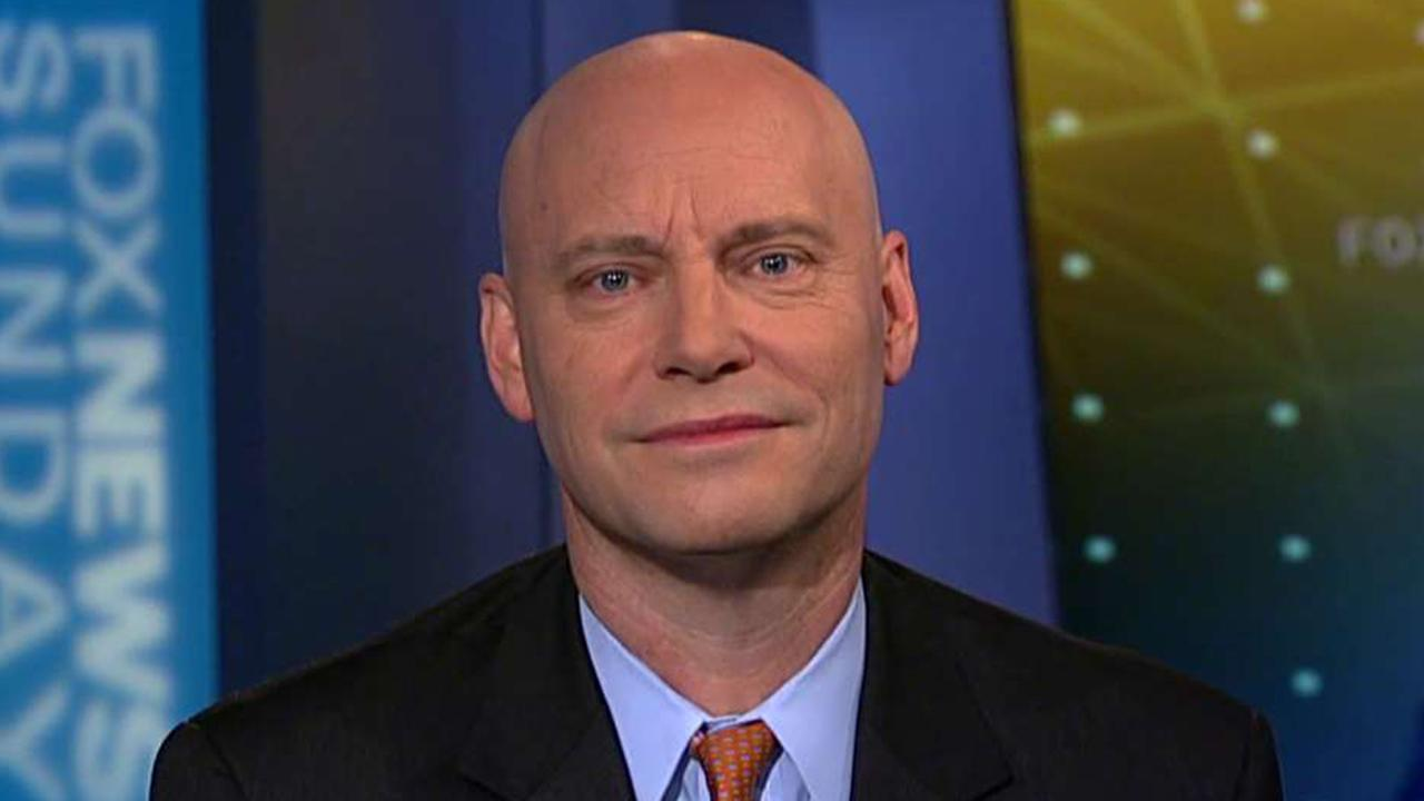 Marc Short talks Davos, President Trump's agenda for 2018