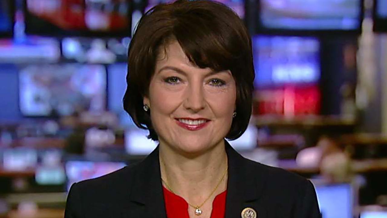 Washington congresswoman discusses the State of the Union on 'Sunday Morning Futures.'