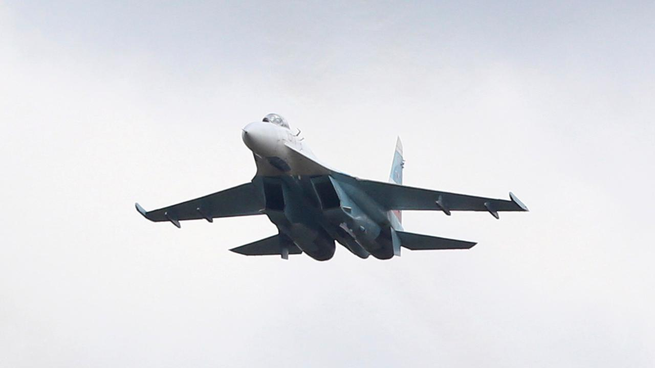 Pentagon: Russian jet buzzed Navy plane over Black Sea