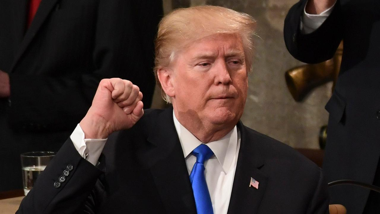 Trump reportedly wants FISA memo out now that SOTU is over