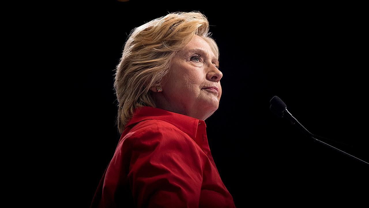 Hillary Clinton attempts to explain why she didn't fire aide