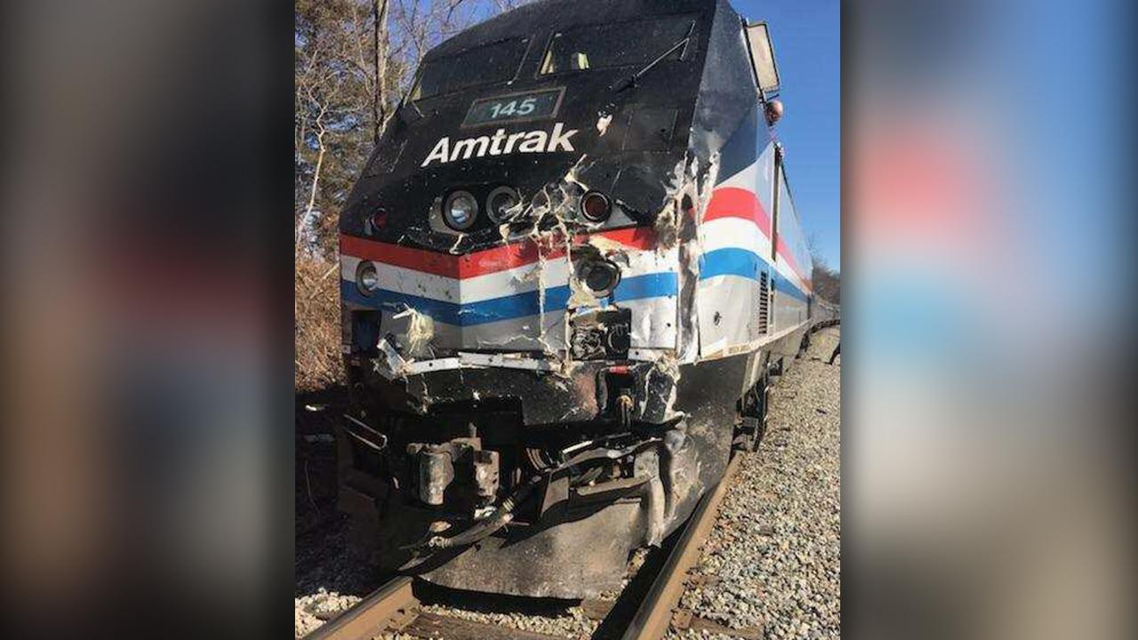 Rep. Denham: Train crash was a high-speed collision
