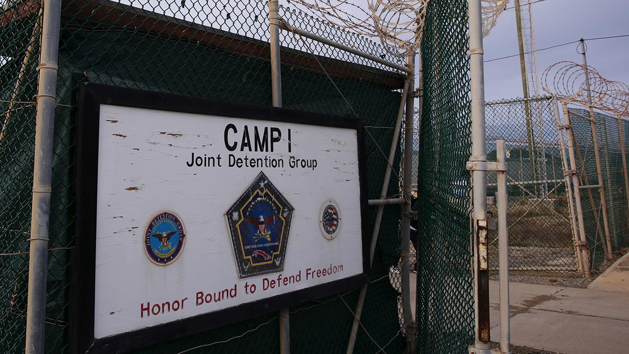 President Trump intends to keep Guantanamo Bay open