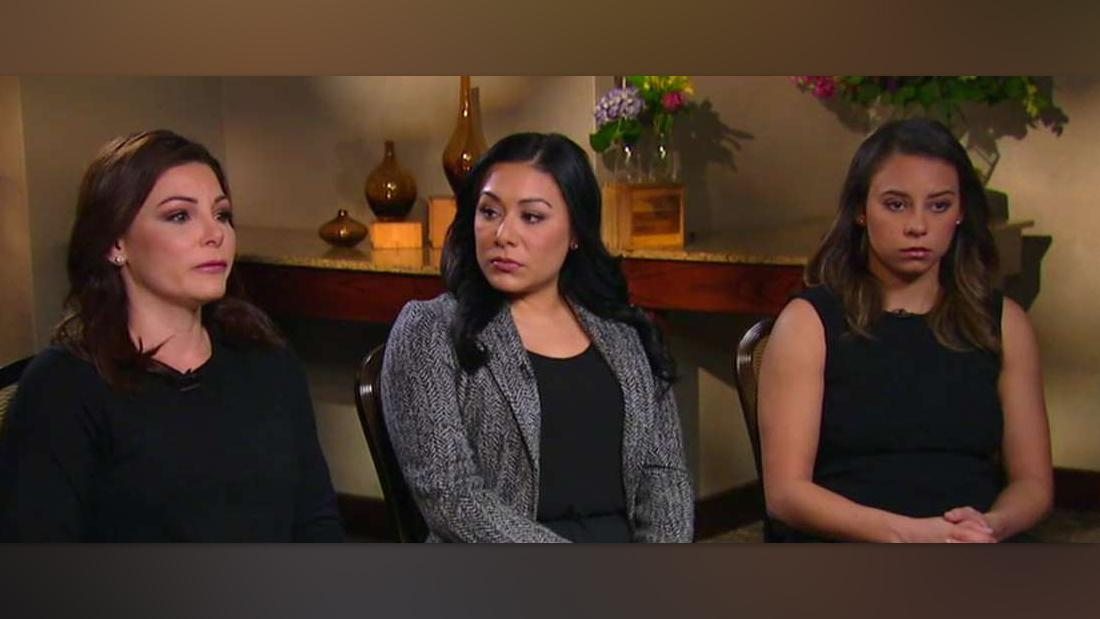 Exclusive: Larry Nassar's victims share their stories