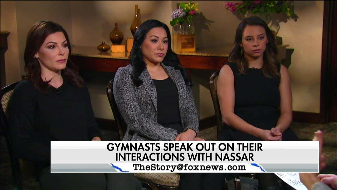 Larry Nassar Victims Speak Out to Martha MacCallum