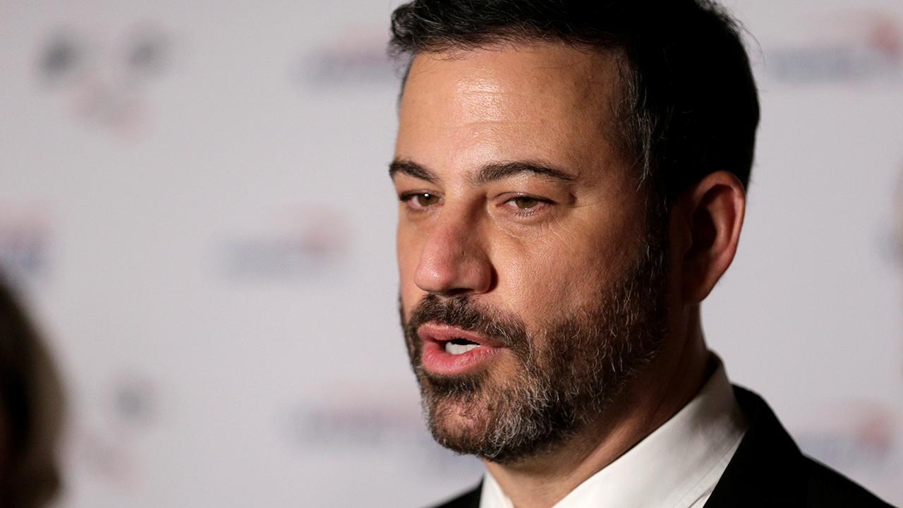 Social media explodes over Kimmel's dig at conservatives