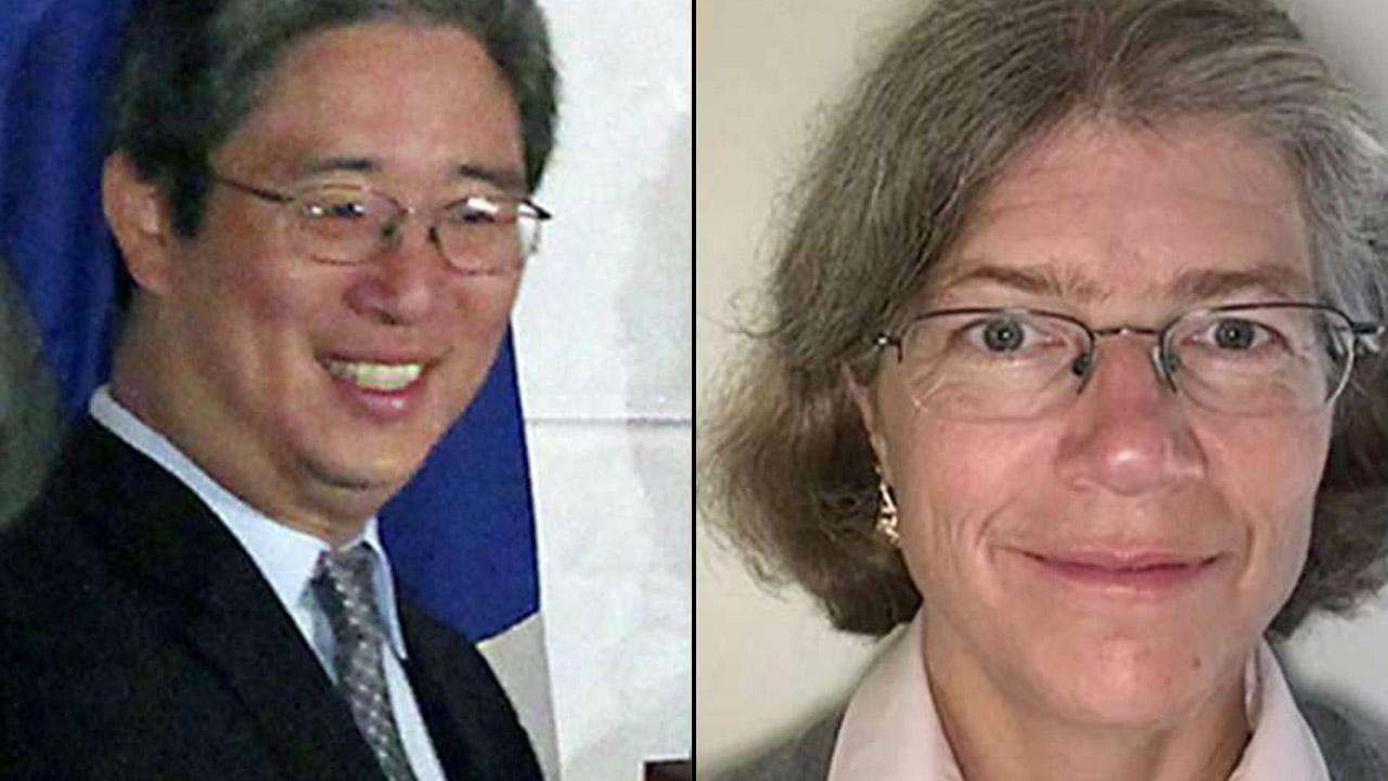 Report: Fusion GPS paid wife of DOJ official