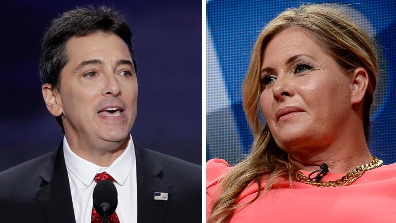 Nicole Eggert files police report against Scott Baio