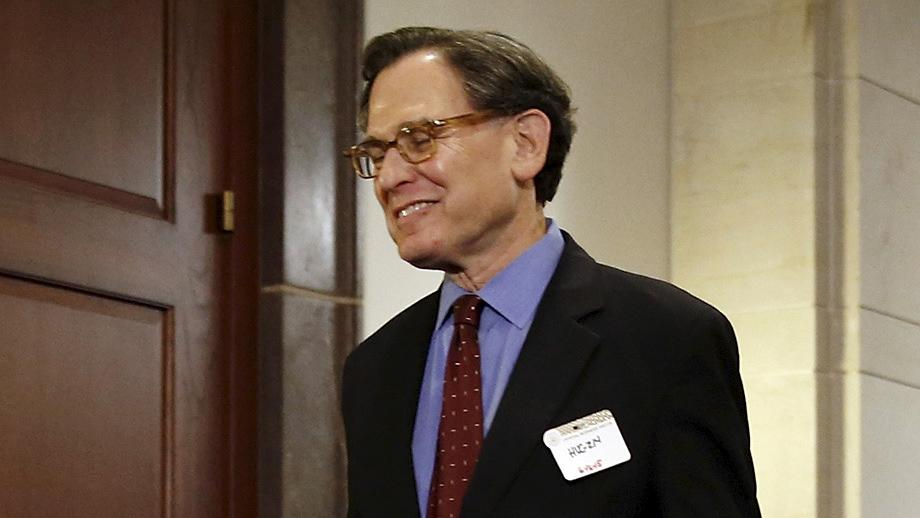 Did dossier info come from Clinton ally Sidney Blumenthal?