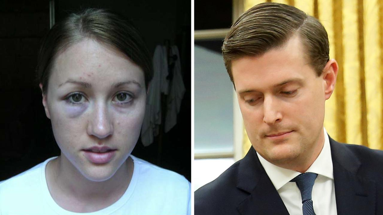 Rob Porter's first ex-wife shares her story to Fox News