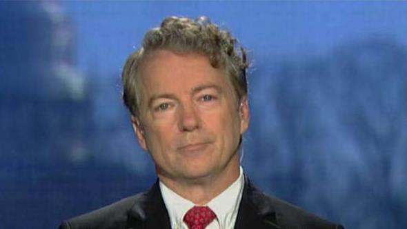 Sen. Rand Paul: Budget deal brings back Obama-era deficits