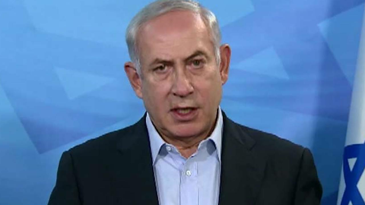 Netanyahu: Iran brazenly violated Israel's sovereignty