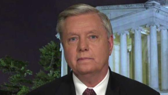 Sen. Graham details 'odd' Susan Rice email on Russia probe