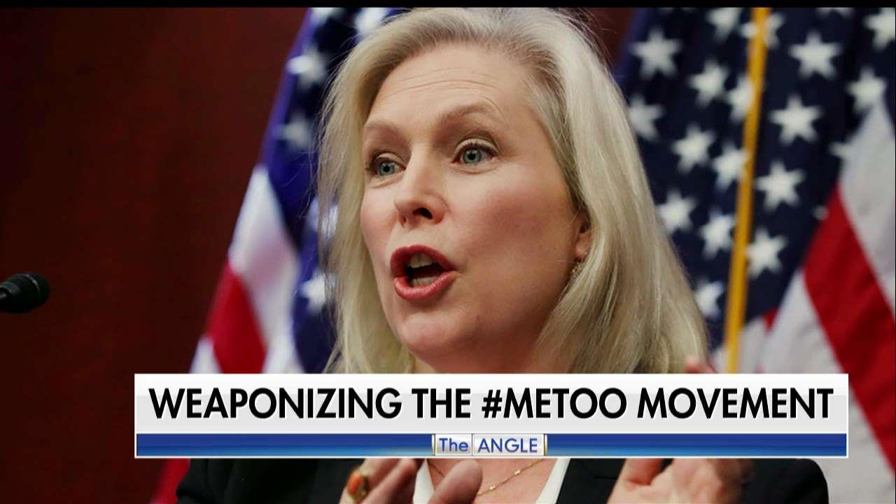 Ingraham Rips Gillibrand for Weaponizing MeToo Movement