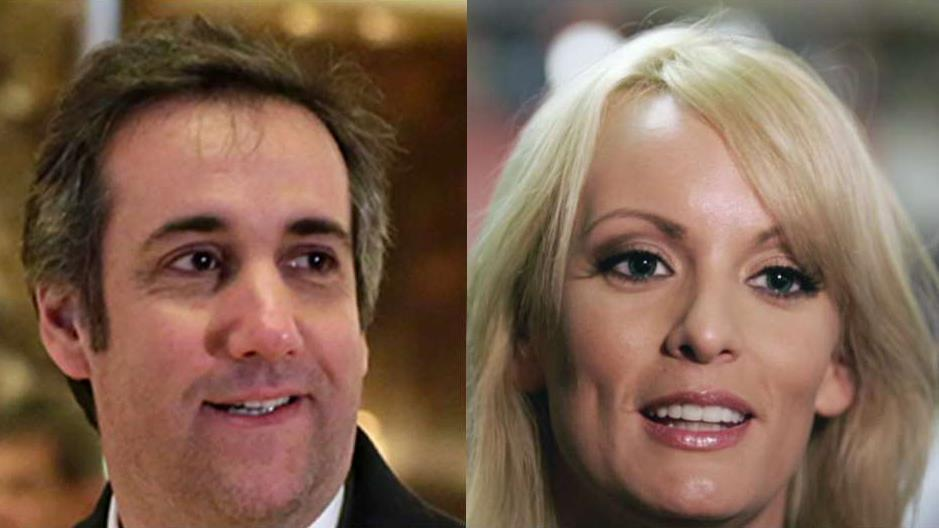 Trump lawyer says he paid Stormy Daniels out of own pocket