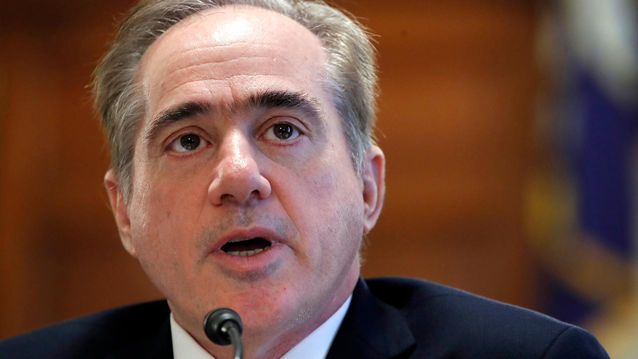 Watchdog says Secretary Shulkin misused government funds