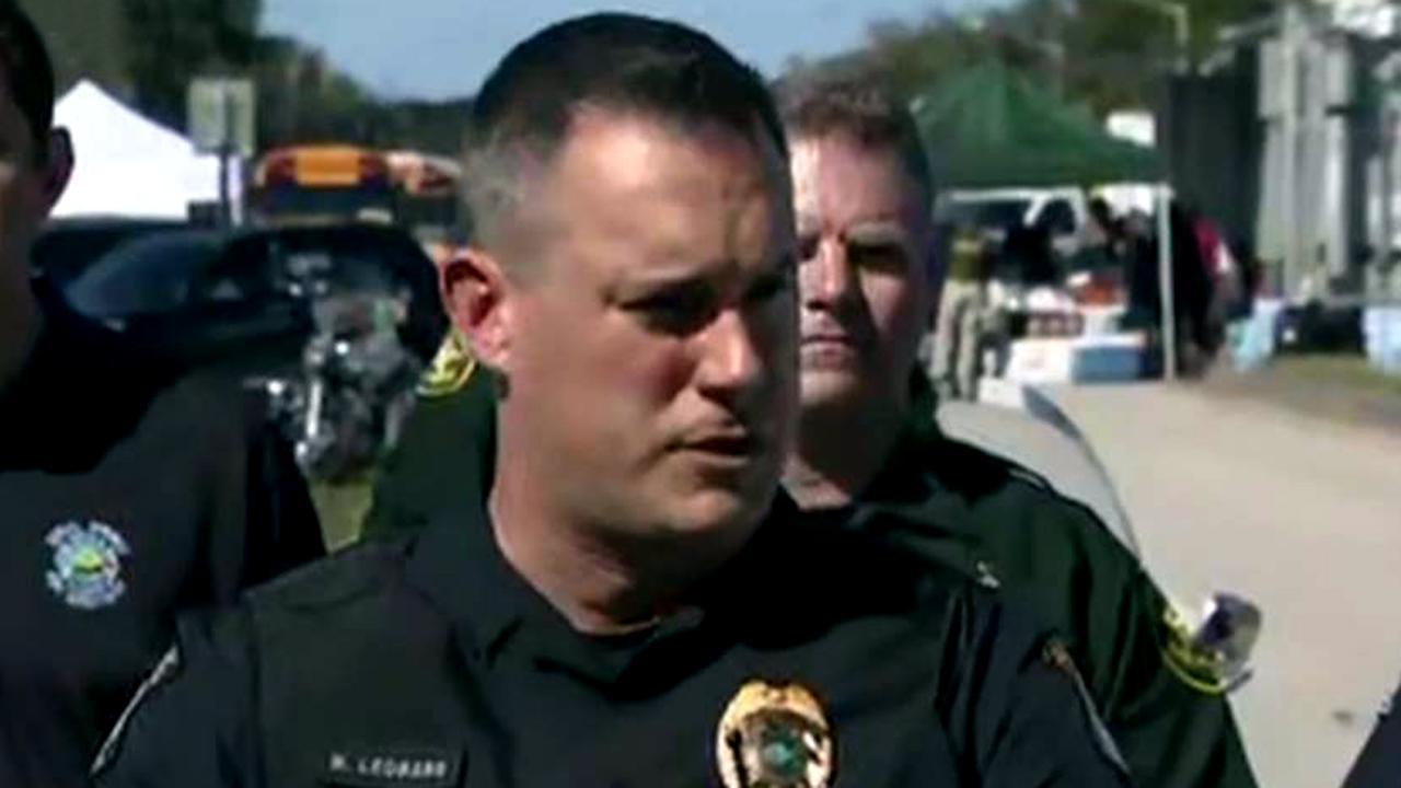 Florida police officer details his arrest of Nikolas Cruz