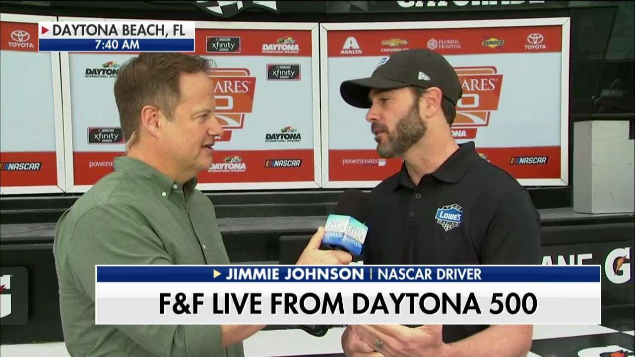 Reichmuth Previews Daytona 500