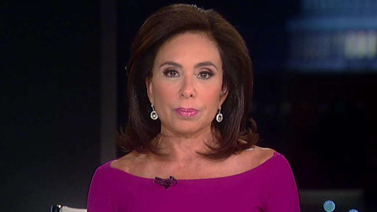 Judge Jeanine: The FBI needs a complete overhaul
