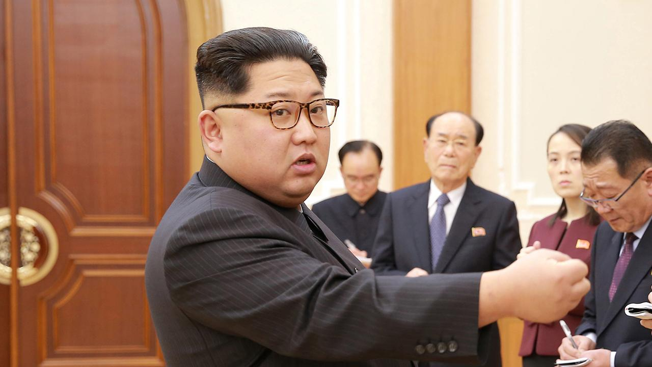 Why North Korea and America could be at war by April