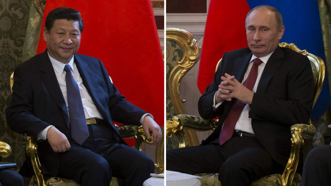 Eric Shawn reports: Russia and China 'the greatest threats'