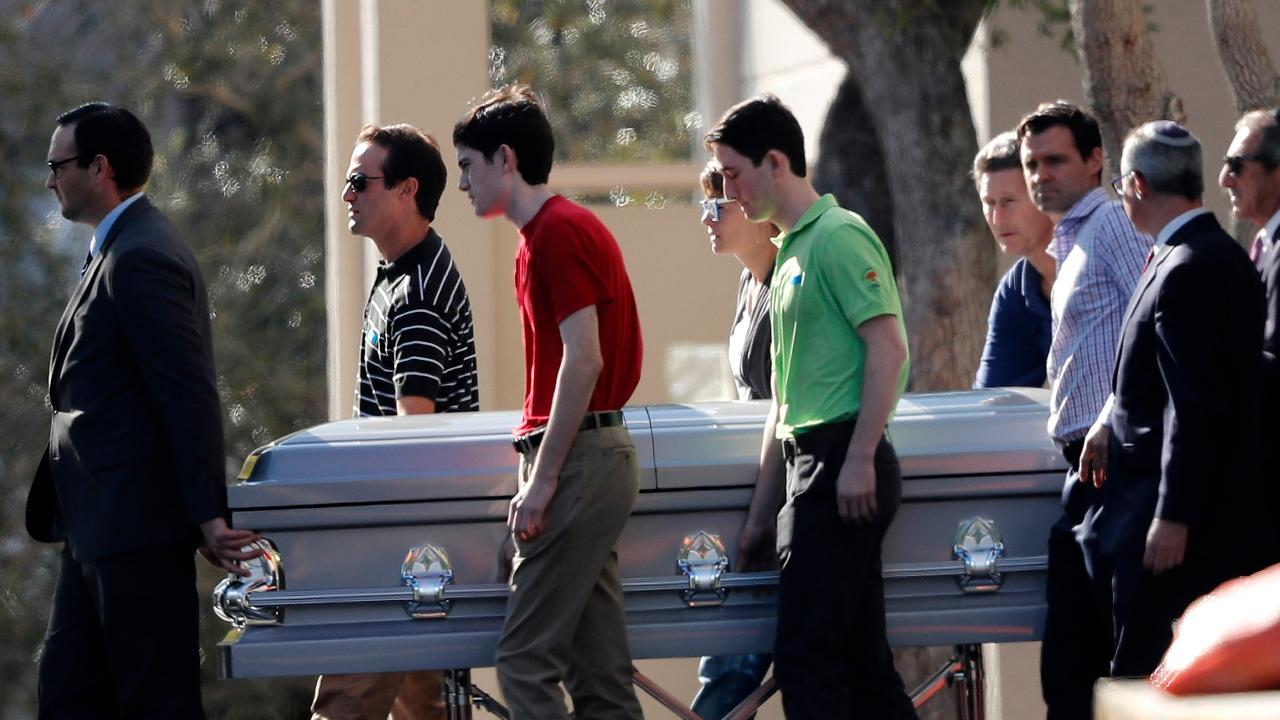Funerals continue for Florida school shooting victims