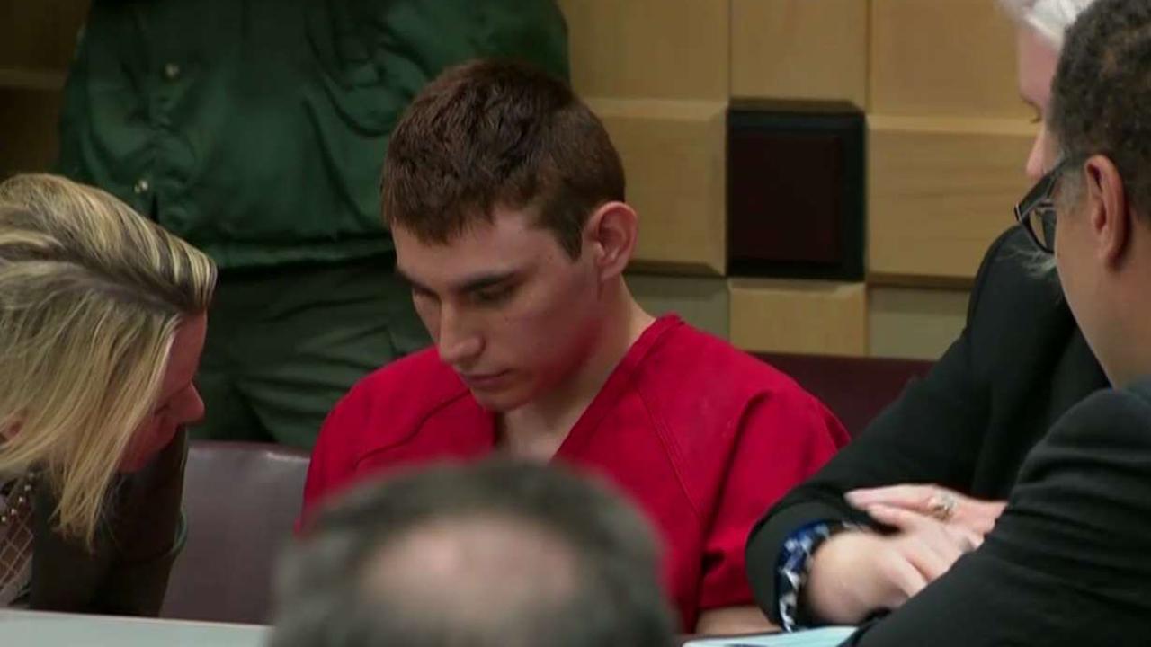 Nikolas Cruz appears in court as survivors demand action