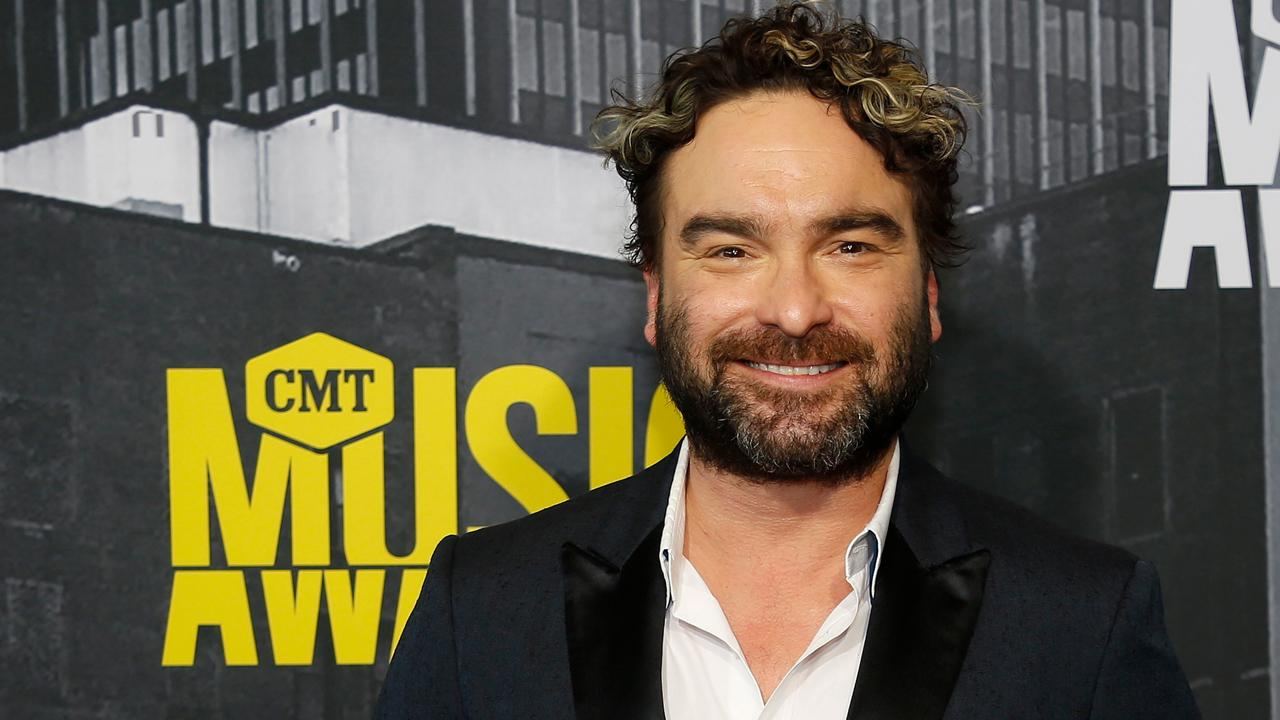 'Big Bang Theory' star Johnny Galecki hopes to inspire conversations about faith with 'Living Biblically'