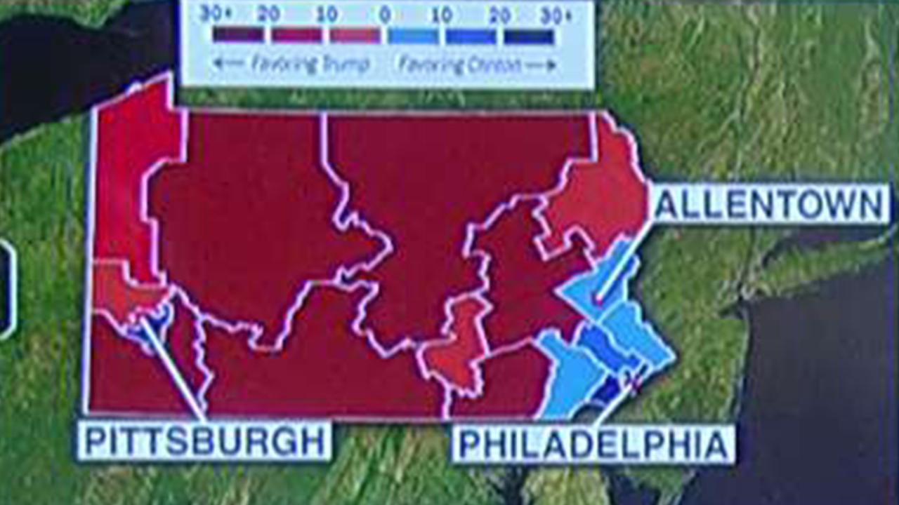 Pennsylvania gerrymandering: How did it happen?