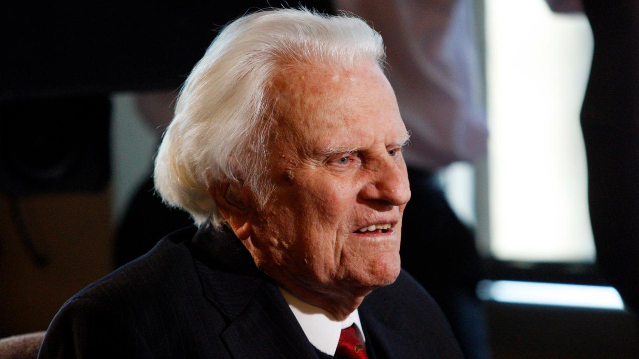 Starnes on Billy Graham's death: It's a great day in Heaven