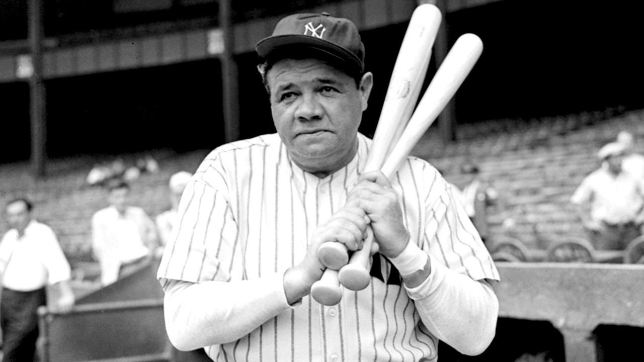 Long-lost Babe Ruth WWII-era radio interview found in obscure archive