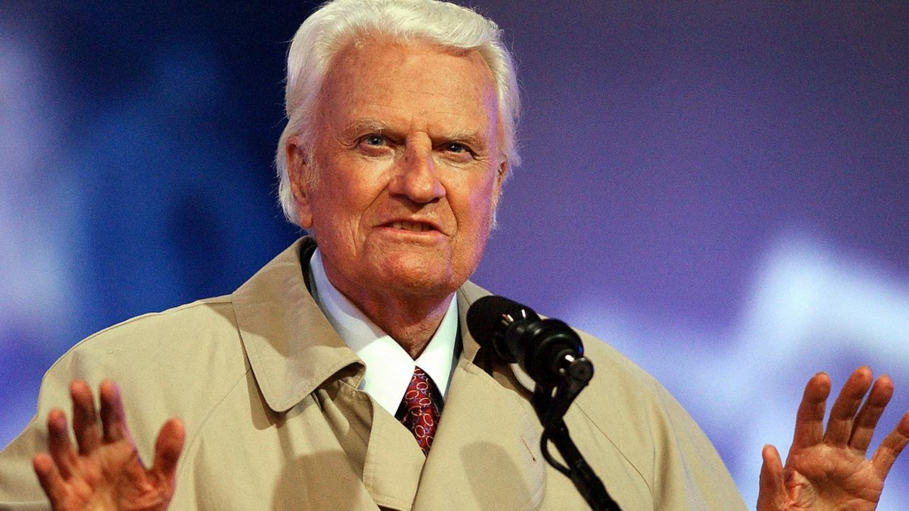 A look back at Billy Graham's impact on the world