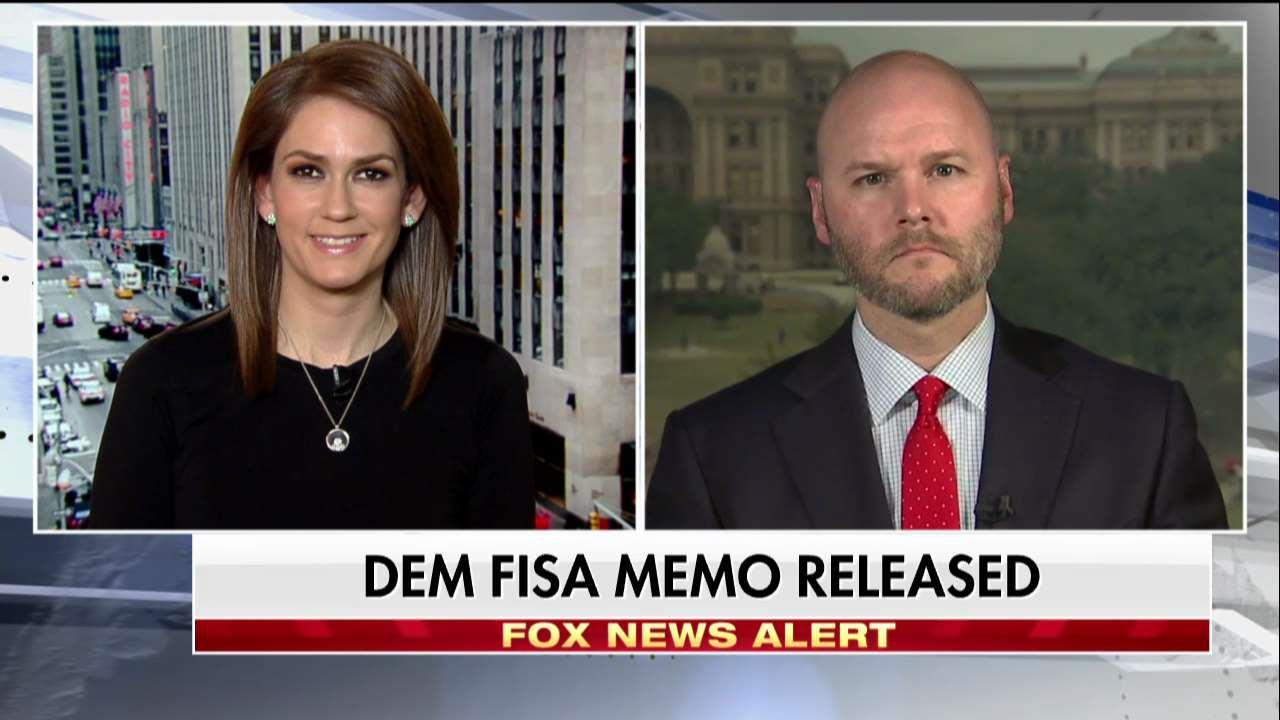 Tarlov Responds to Democrat FISA Memo