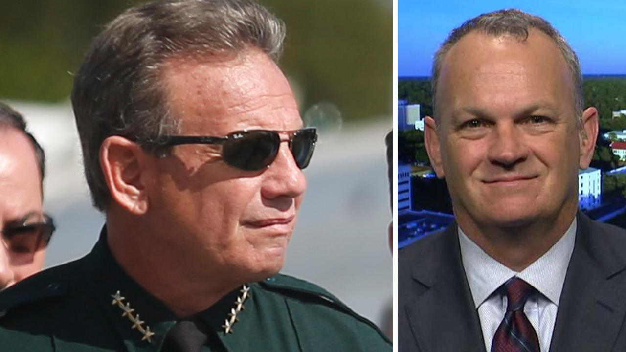 Florida State House Speaker calls on sheriff to resign