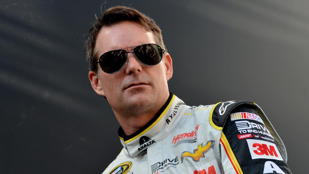 Retired NASCAR legend Jeff Gordon may want back in