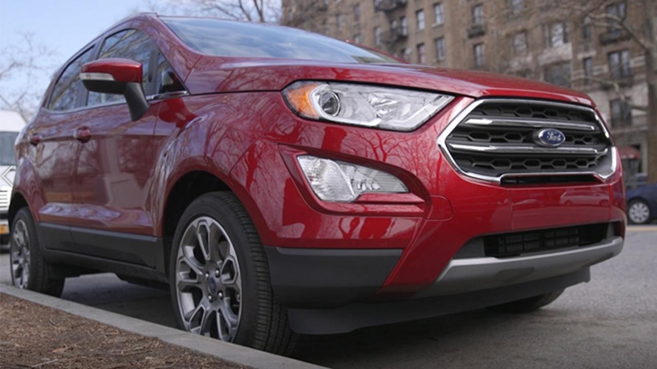 Ford EcoSport review: a small SUV that's a big deal