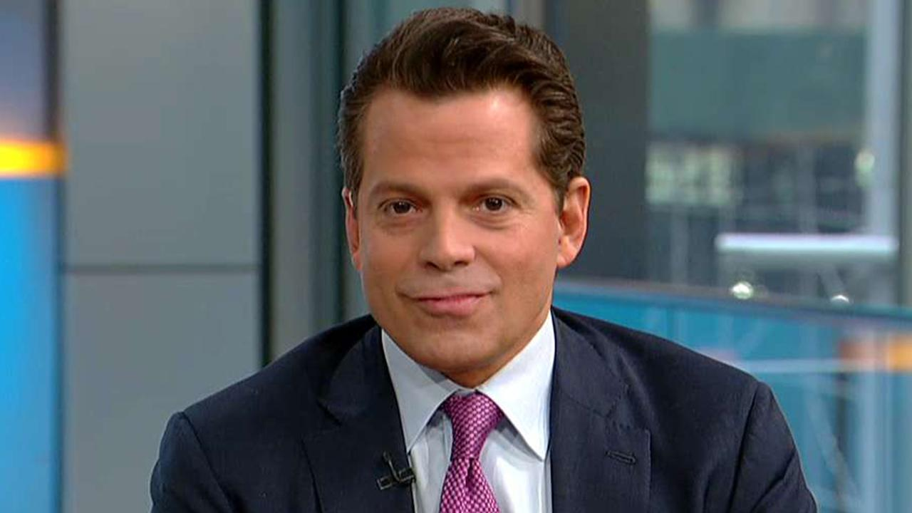 Scaramucci: Trump playing a 'long game' with steel tariffs