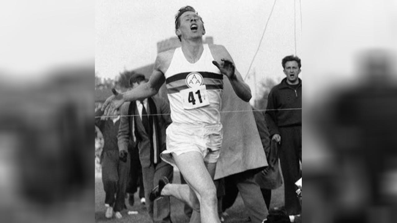 Roger Bannister, first to run mile in under 4 minutes, dead at 88