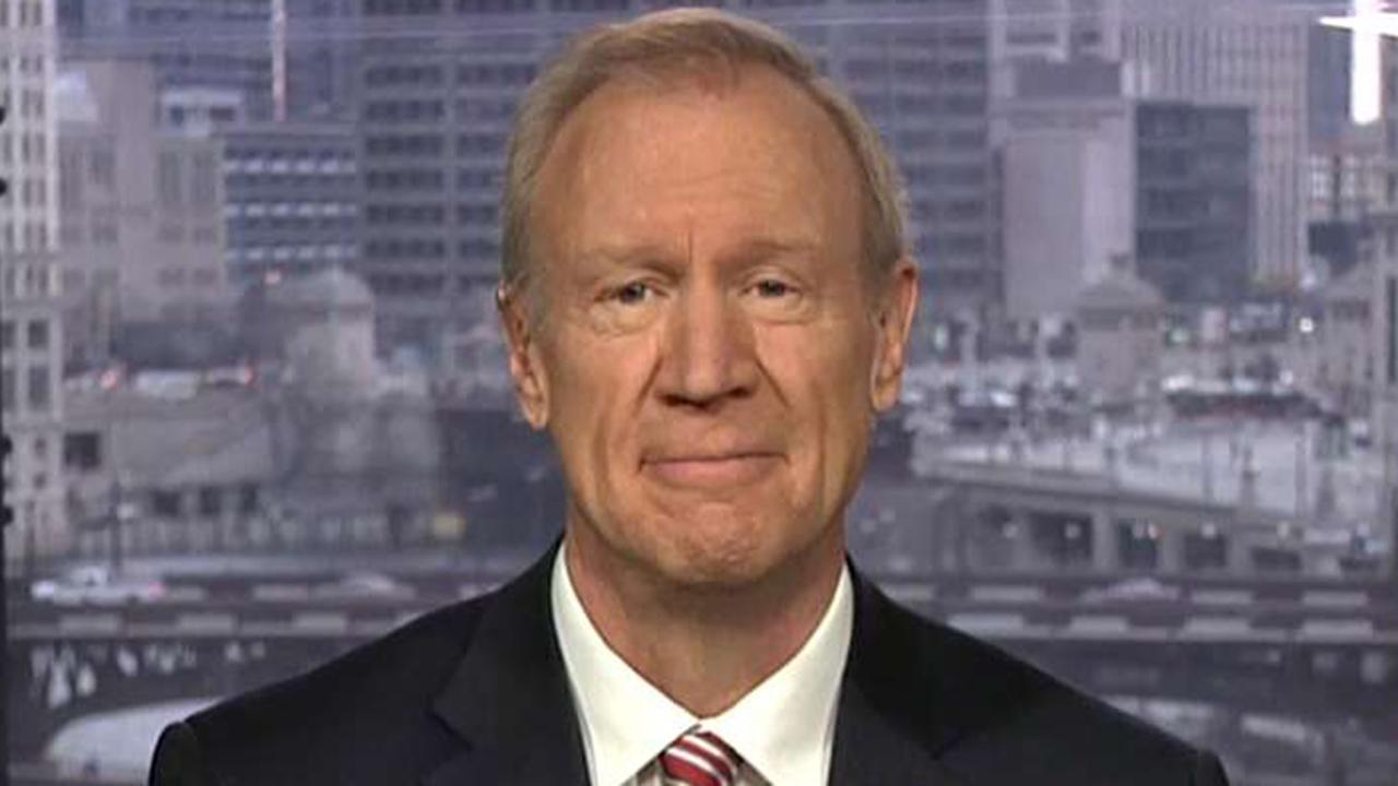 Illinois Gov. Rauner: I want to take on the corruption