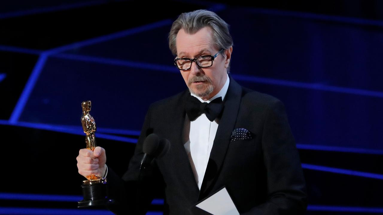 Gary Oldman Oscar win raises eyebrows